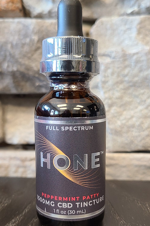 Hone 1500 mg Full Spectrum Oil Peppermint Patty