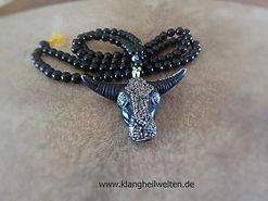 Mala Onyx Büffelkopf