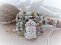 Xiu Jade Aventurin Buddha I