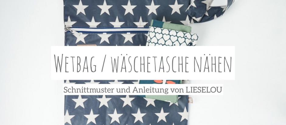Wetbag / Nasstassche nähen - DIY Anleitung