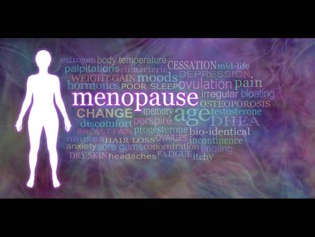 Top Tips in Menopause