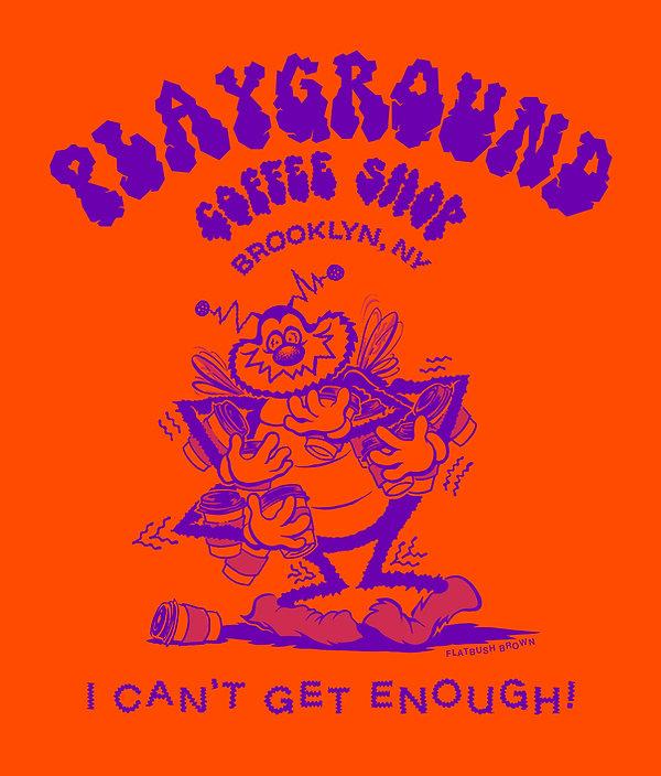 Flatbush Brown Playground Coffee Jitterb