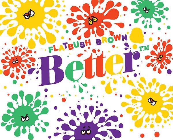 Better Gift Shop Flatush Brown Socks Pac
