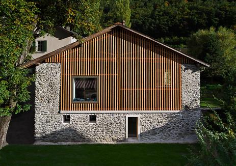 Maison familiale _ Martigny-Bourg (VS)