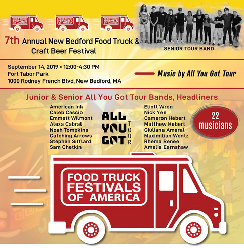 New Bedford Food Truck & Craft Beer Festival
