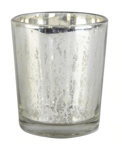 Silver Mercury Votives