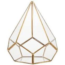 Diamond Gold Terrariums
