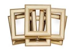 Gold 8x10 & 5x7 Frames