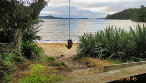 Maori Beach and whaling station - Day 6