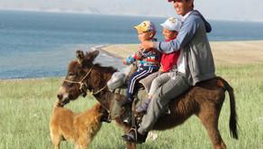 Naryn Resevoir to Camping Beside a Yurt in Kizart Ashuusu - Day 19