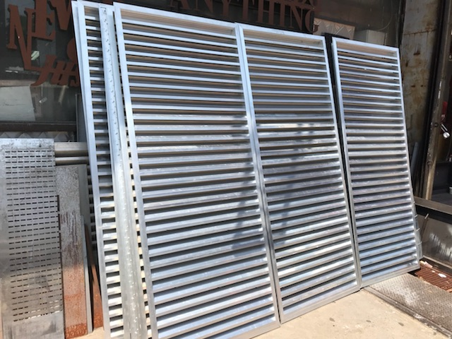 louver fabrication nyc