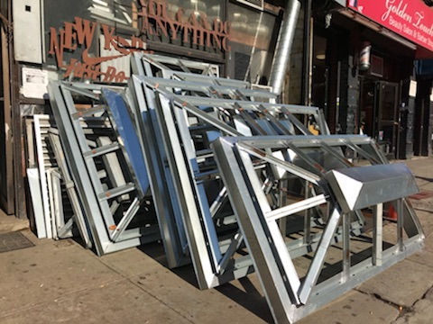 Skylights outside Aqel Sheet Metal
