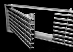 architectural linear grille