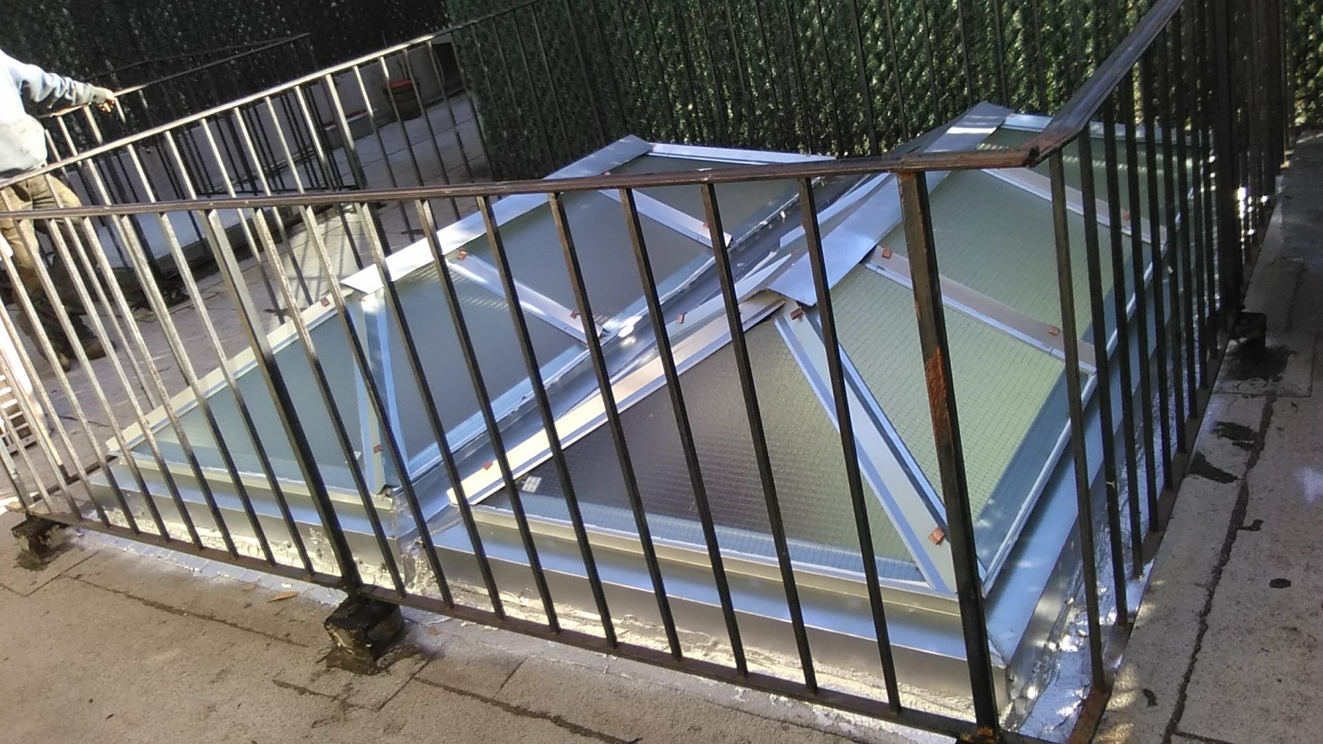 Commercial skylights installed in NY