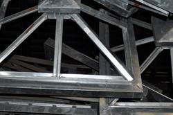custom flat roof skylight