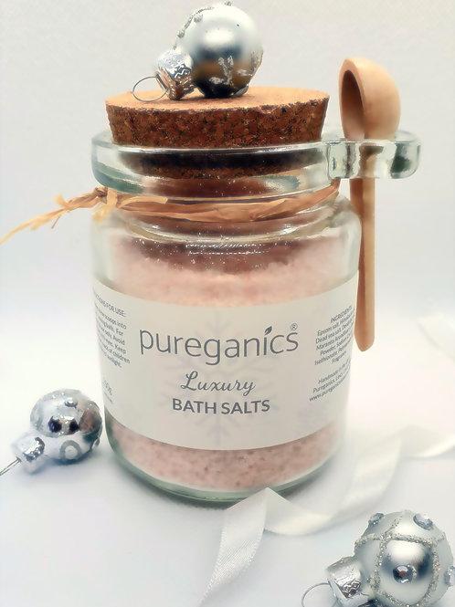 Luxury Bath Salts - Mistletoe Kisses