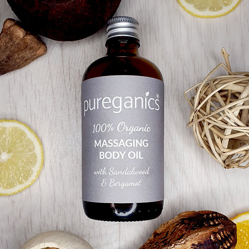 Gents Massaging Body Oil