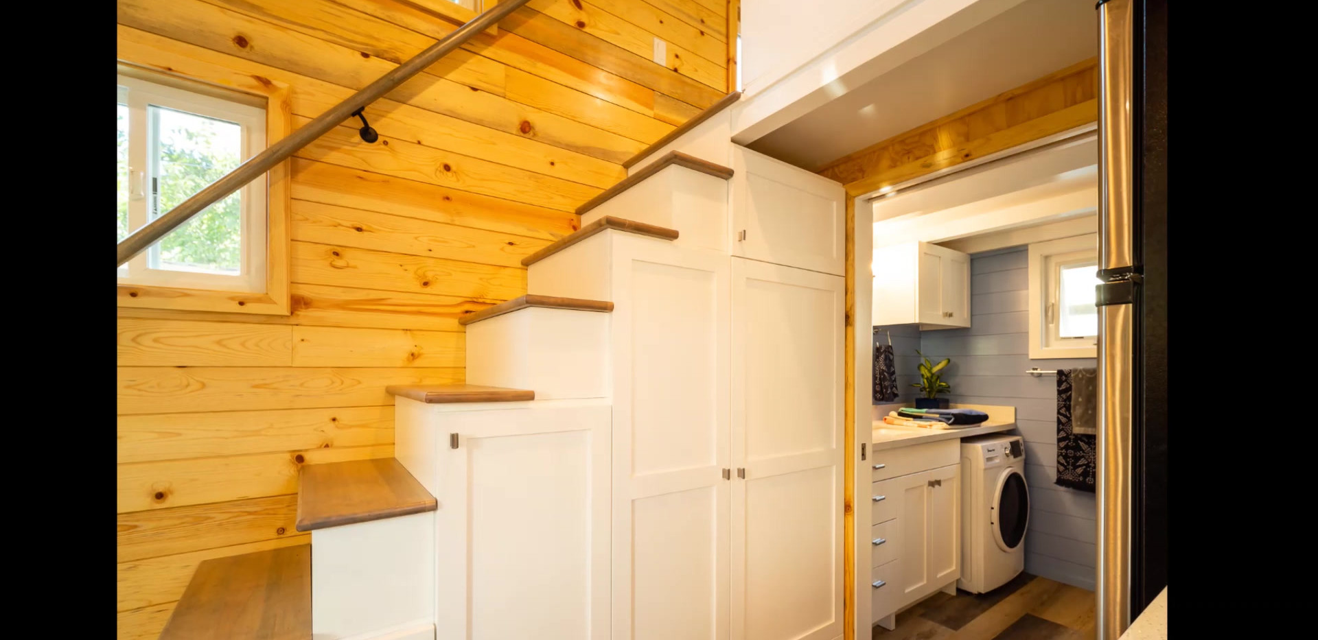 Lassen Tiny Home tour