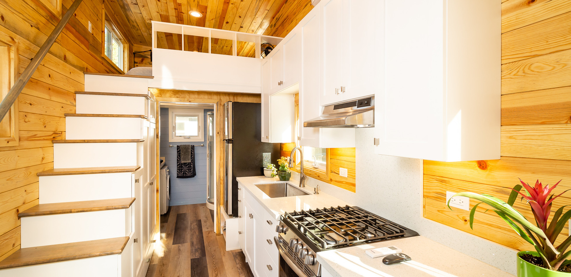 Lassen Tiny home
