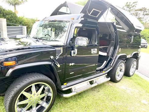 Rockstar Hummer