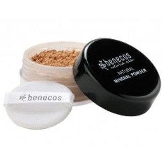 Benecos Natural mineral powder, Golden hazelnut