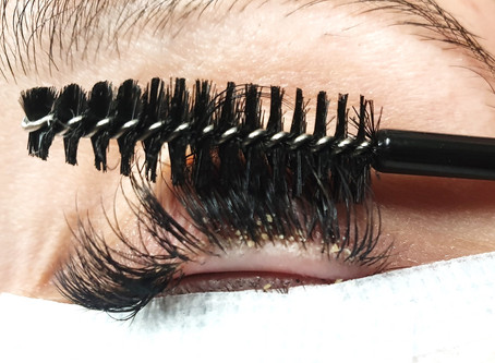 Importance of cleaning your lash extensions