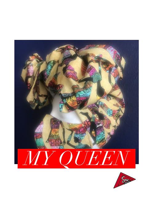My Queen Headwrap