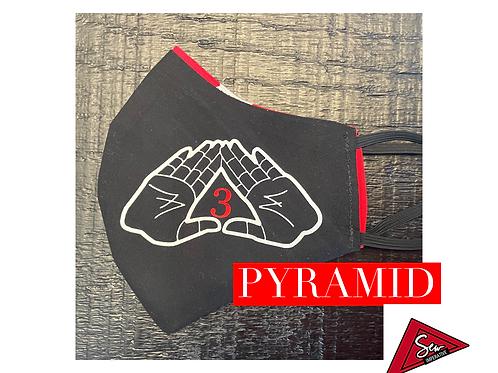 Pyramid Mask