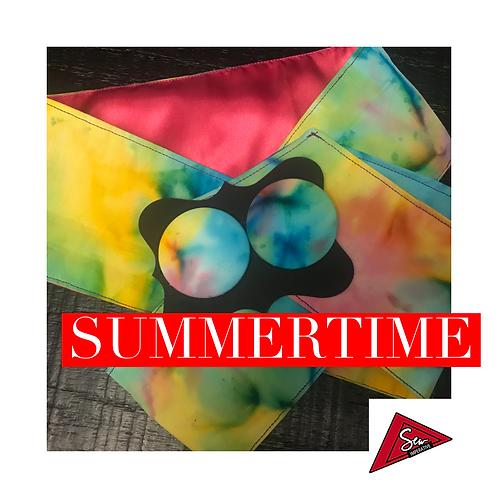"""""""Summertime"""" Queen Head-Tie"""