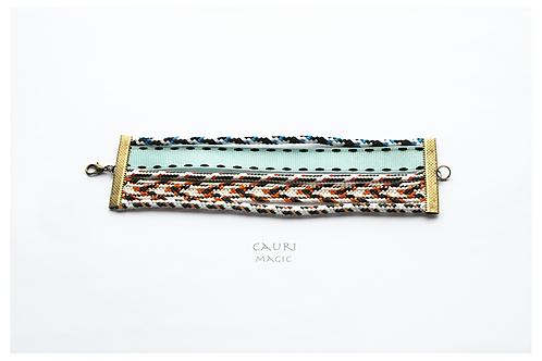 Rope bracelet RAINBOW