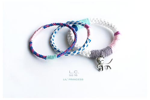 Girls bracelets set LIKA