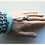 Thumbnail: CARAIVA bracelet with cowrie shell