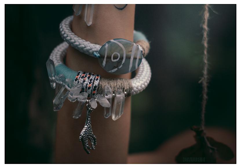 Bracelets set & Giraffe bracelet