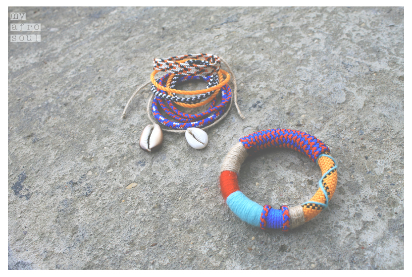 MAASAI colorful bracelets