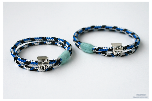 TRAVELLER Bracelets set for Mom & Daughter