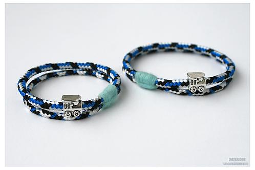 TRAVELLER Bracelets set for Mom & Daughter