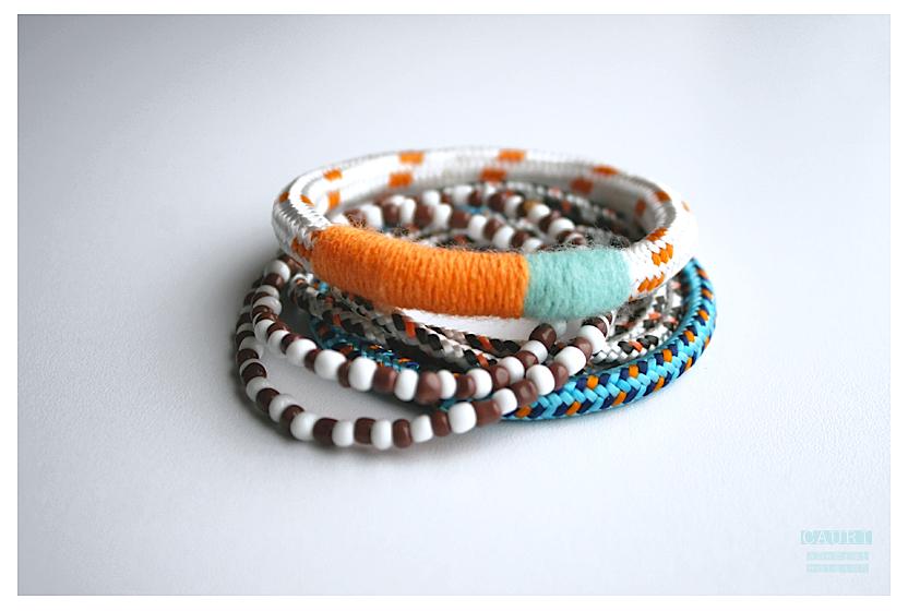 BAHIA bracelets set