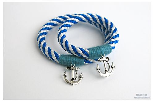 SAILOR Bracelets set for Mom & Daughter