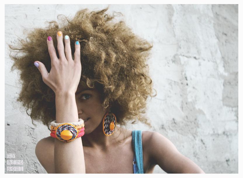 014,015 bracelet&earring