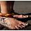 Thumbnail: TRIBE Feet Bracelets set