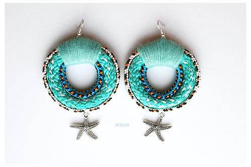 CARAIVA earrings