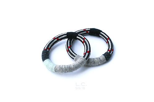 Bracelets set Big city ss16