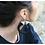 """Thumbnail: Hoop R&B Earrings """"adidas tribute"""""""