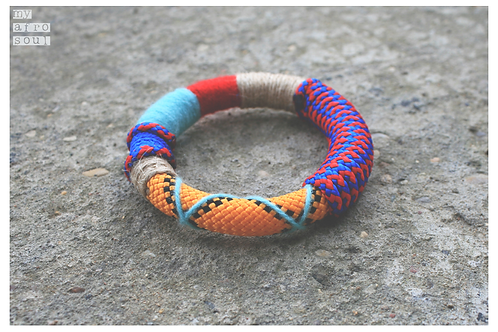 MAASAI colorful bracelet