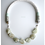 Thumbnail: Necklace - bracelet with PREHNITE