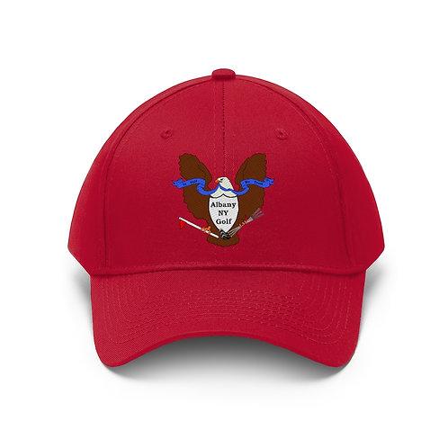 Albany NY Golf Hat