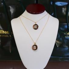 E and B Initial Pendants
