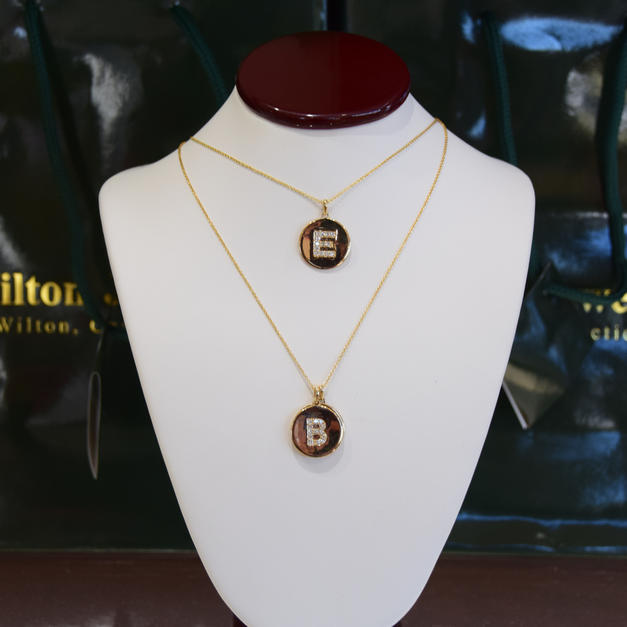 E and B Initial Pendants
