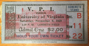 1929 vs UVA