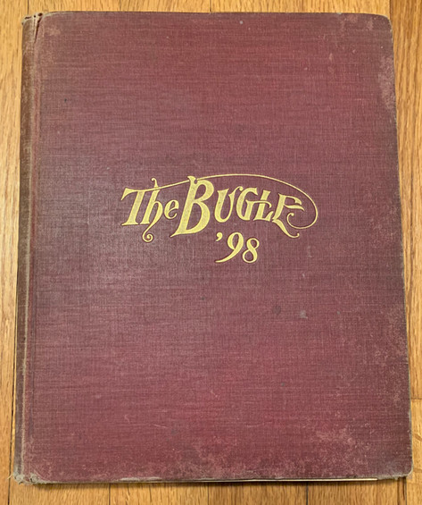 1898 Bugle